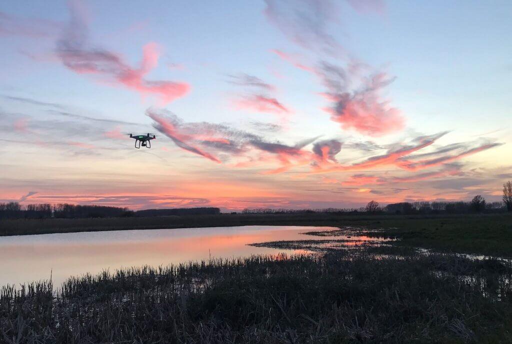 Melvin drone